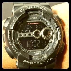 Casio Men's Shock Resistant G XL Watch
